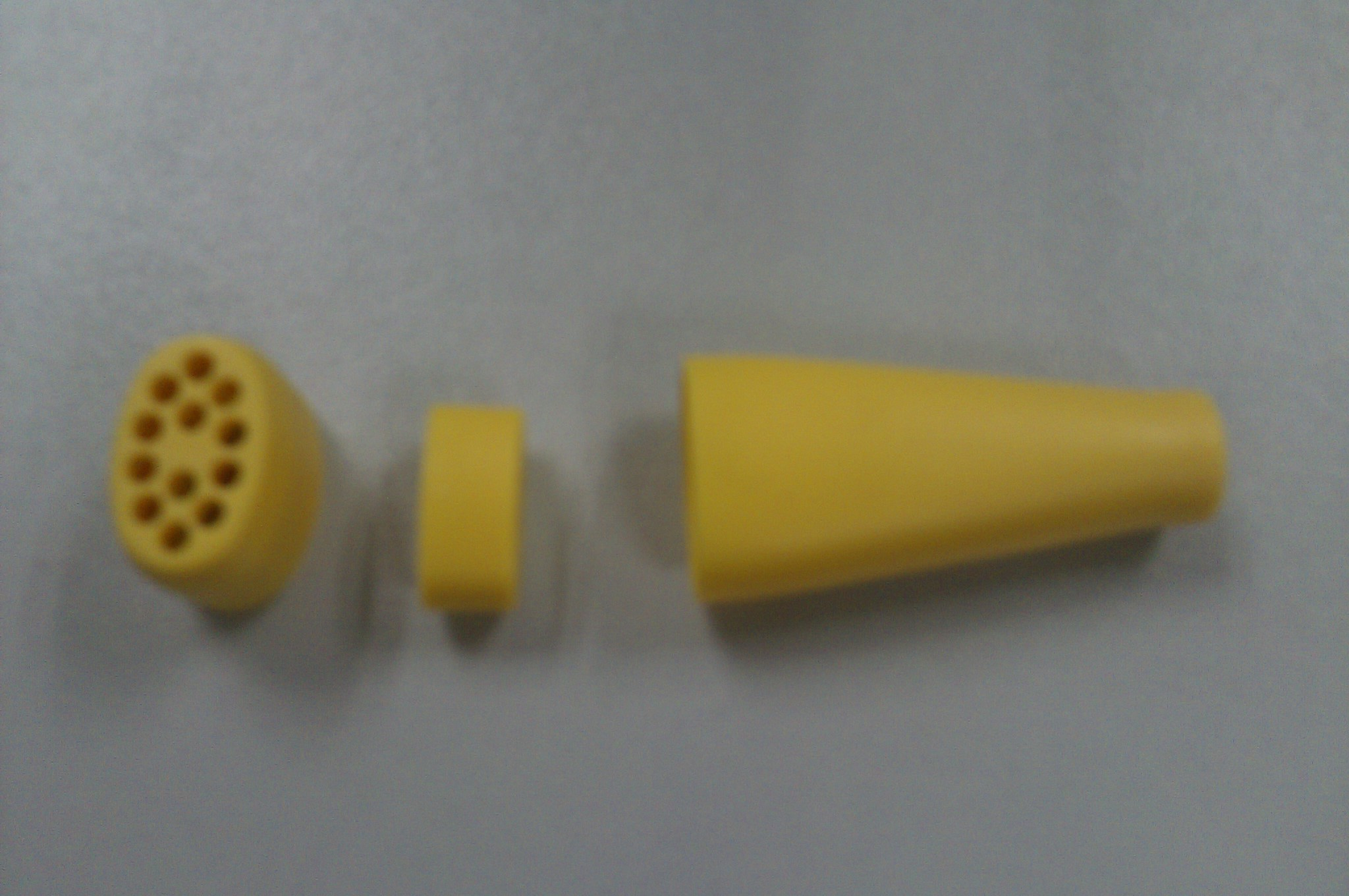 12core Branch housing 2.0mm Yellow